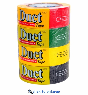 Adhesive Triage Duct Tape Set  1.89