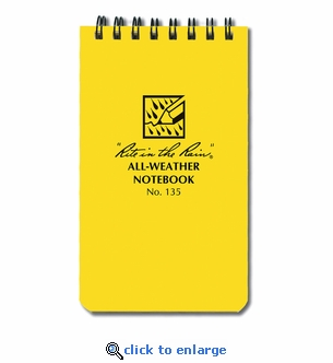 All-Weather C.E.R.T. Pocket Notebook