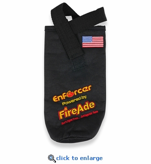 Belt Clip Extinguisher Holster for 16 oz FireAde 2000