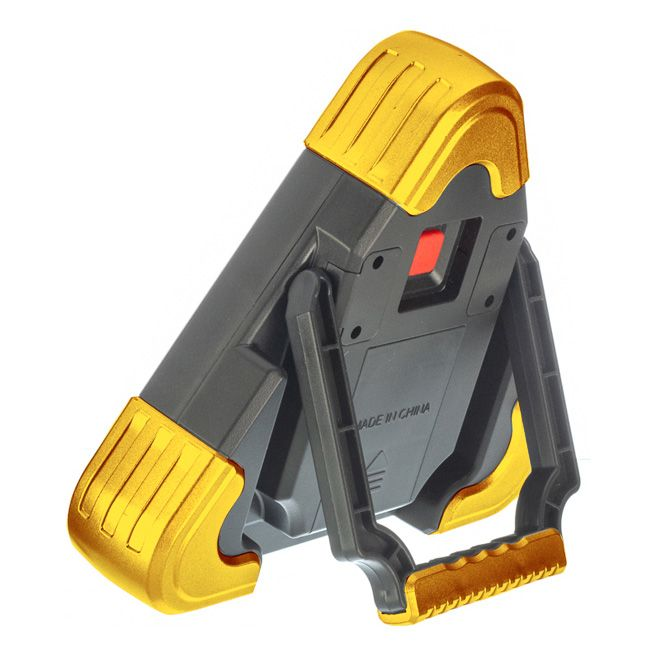 COB LED Safety Warning Triangle & Work Light with Stand
