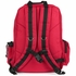 Deluxe Red Emergency Backpack - Gear Bag - Nylon