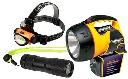Emergency Flashlights