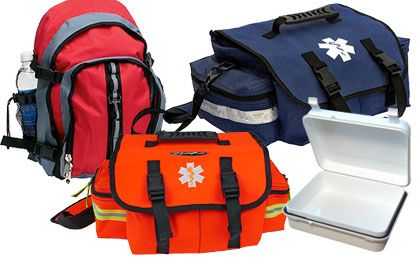 Emt Medical Supply Bags Hip Packs And First Aid Kit Containers
