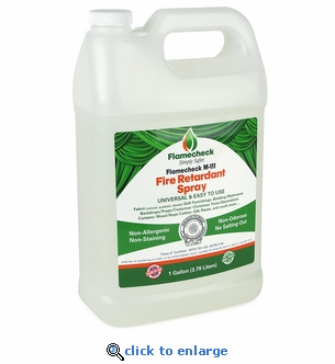 Flamecheck™ M-111 Fire Retardant Spray 1 Gallon