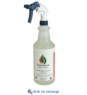 Flamecheck™ M-111 Fire Retardant Spray 32 oz.
