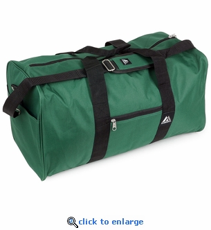 Green CERT Gear Bag - No Logo - 24