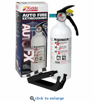 Kidde FX5 II Auto Fire Extinguisher - 5:BC