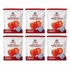 Legacy 25 Serving Freeze Dried Apple Slices Pouch - 6 Pack