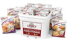 Legacy Emergency Food - Freeze Dried Stackable Kits and Meals
