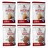 Legacy Freeze-Dried Diced Meat Variety 6 pack - Beef & Chicken