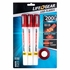 LifeGear Red LED Safety Flares with Magnetic Base - 3 Pack