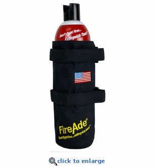 Roll Bar Holster For 30 oz. FireAde Extinguishers