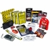 STAY SAFE Homeless Care Safety & Survival Kit with Food, Water & Radio - 20 piece