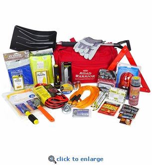 Ten Below - Winter Road Warrior - Deluxe Emergency kit