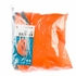 Ultralight Orange Collapsible Backpack with Zipper Pocket -16 x 11 x 7