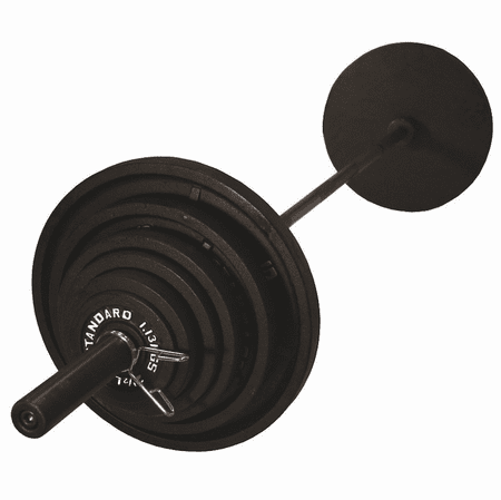 550lb Standard Olympic Weight Set
