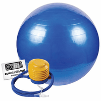 75cm GoFit Core Stability Ball $39.99