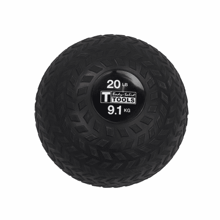 Body Solid 20lb Tire-Tread Slam Ball