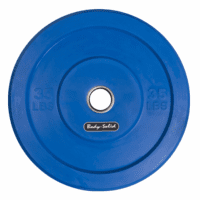 Body Solid 35lb Olympic Rubber Bumper Plates - Pair
