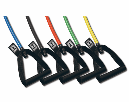 Body Solid BSTRT-5PACK Resistance Tube Package