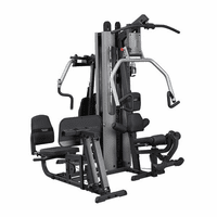 Body Solid G9S Selectorized 2 Stack Home Gym $5,267.00