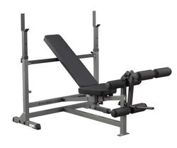 Body Solid GDIB46L Olympic Combo Bench $439.99