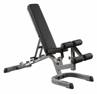 Body Solid GFID71 Flat/Incline/Decline Bench $424.00