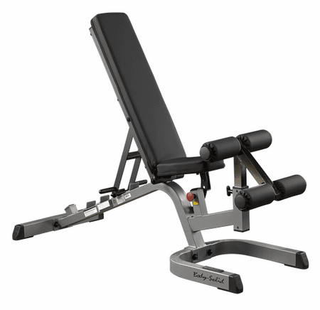 Body Solid GFID71 Flat/Incline/Decline Bench