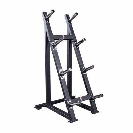 Body Solid GWT76 High Capacity Plate Tree
