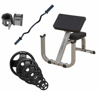 Body Solid Premium Preacher Curl Package $699.00