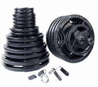Body Solid Rubber Grip Olympic Weight Set $689.99