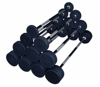 Body Solid SBB Fixed Barbell Set $1,699.00