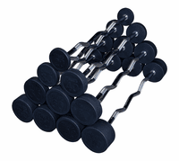 Body Solid SBZ Fixed Curl Barbell Set $1,699.00