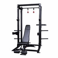 Body Solid SPR500BACKP4  Half Rack Package $1,832.00