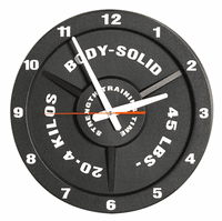 Body Solid STT45 Strength Training Wall Clock $49.99