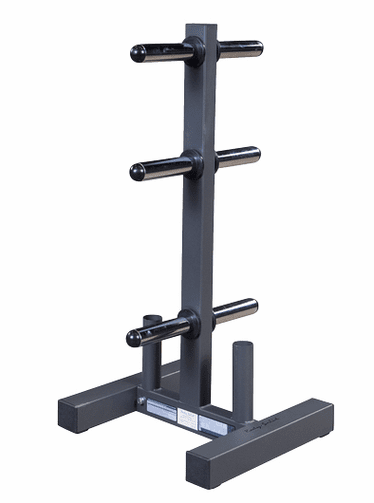 Body Solid WT46 PowerLift Olympic Weight Tree