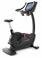 Circle Fitness B7E Commercial Upright Bike W/TV