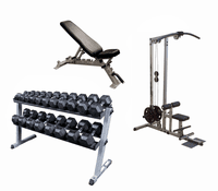 Free Weight Gym Package $2,069.99