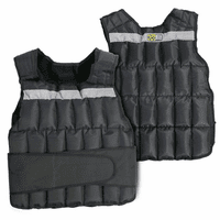 GoFit 20lb Adjustable Weighted Vest $99.99