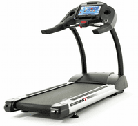 Circle Fitness M7E Commercial Treadmill W/TV