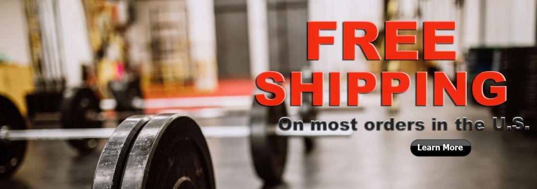 Free Shipping on Most Orders in the US