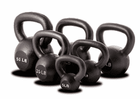 Kettle Bells 25lb - 50lb Set $479.00