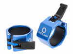 "Lock-Jaw Metal 2"" Olympic Collars (Blue, Red or Gray)"