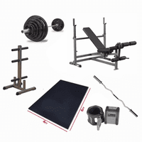 Premium Olympic Bench Press Package $1,399.99