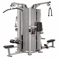 Steelflex JG4000S 4 Station Gym $7,499.00