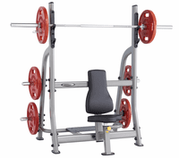 SteelFlex NOSB Olympic Shoulder Press Bench $1,299.00