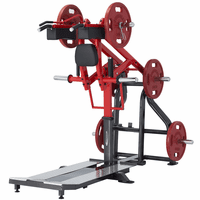Steelflex PLSS Leverage Squat Machine