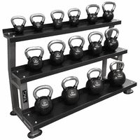 Tag Fitness 3 Tier Kettle Bell Rack $599.99