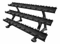 Tag Fitness 3 Tier Saddle Dumbbell Rack $1,369.99