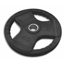 Tag Fitness 455lb Rubber Olympic Set $969.00